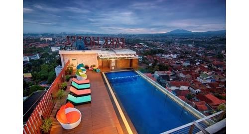 Hotel dengan Private Pool di Bandung