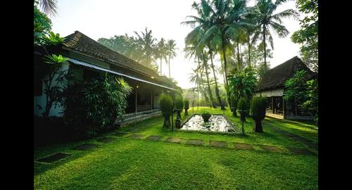 Hotel di Jogja dengan View Bagus